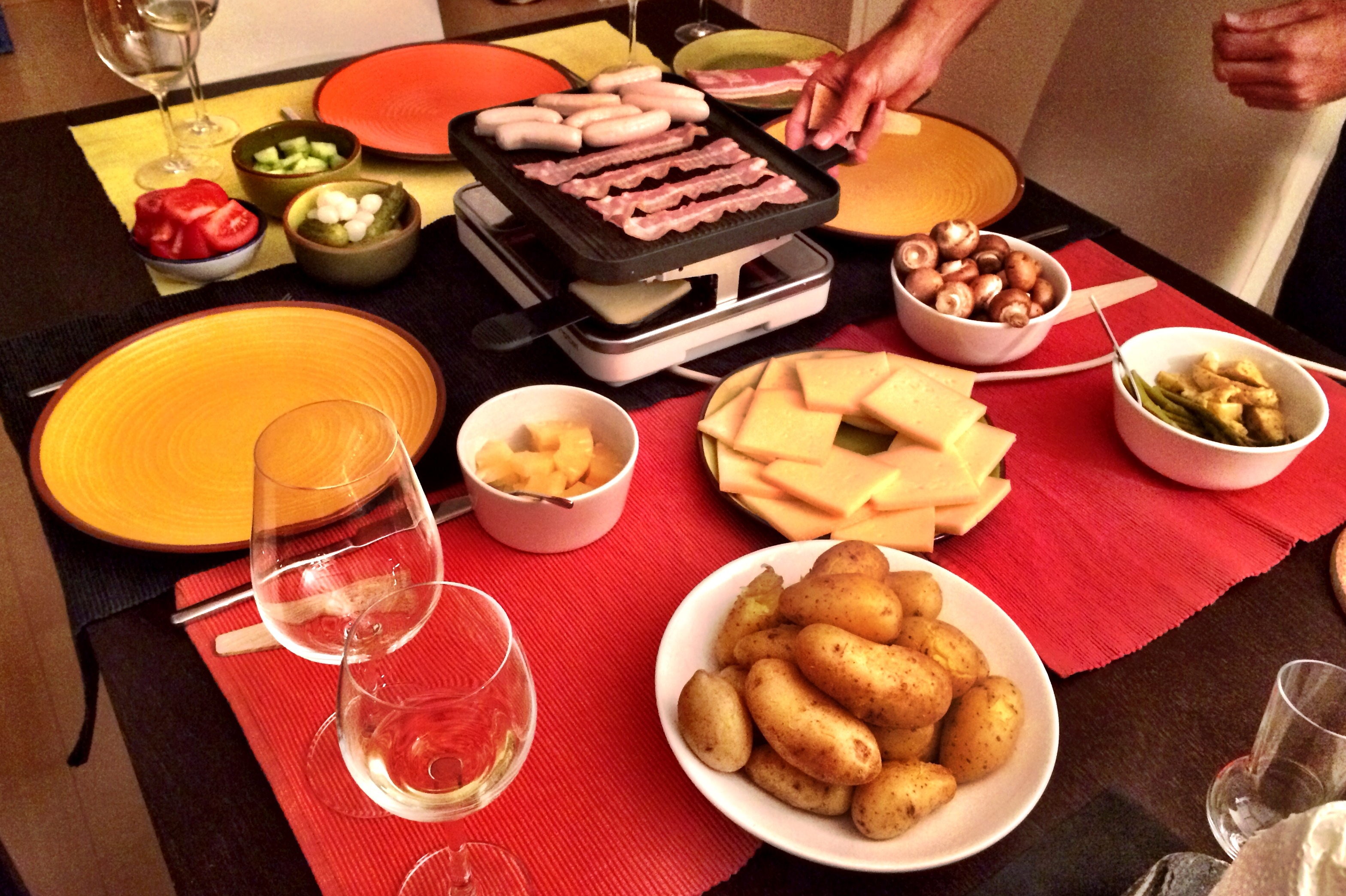 raclette – the heart stopping cheese thefidgetyfoodie