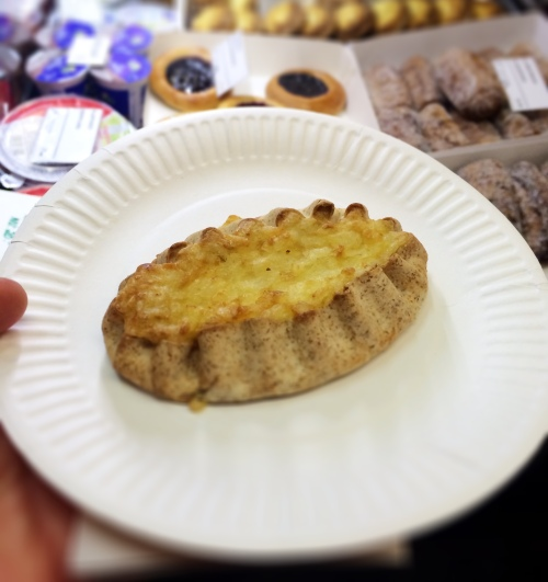 A perfect Karelian pie