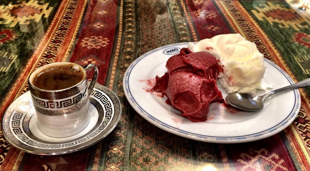 Dondurma – Turkish ice cream!