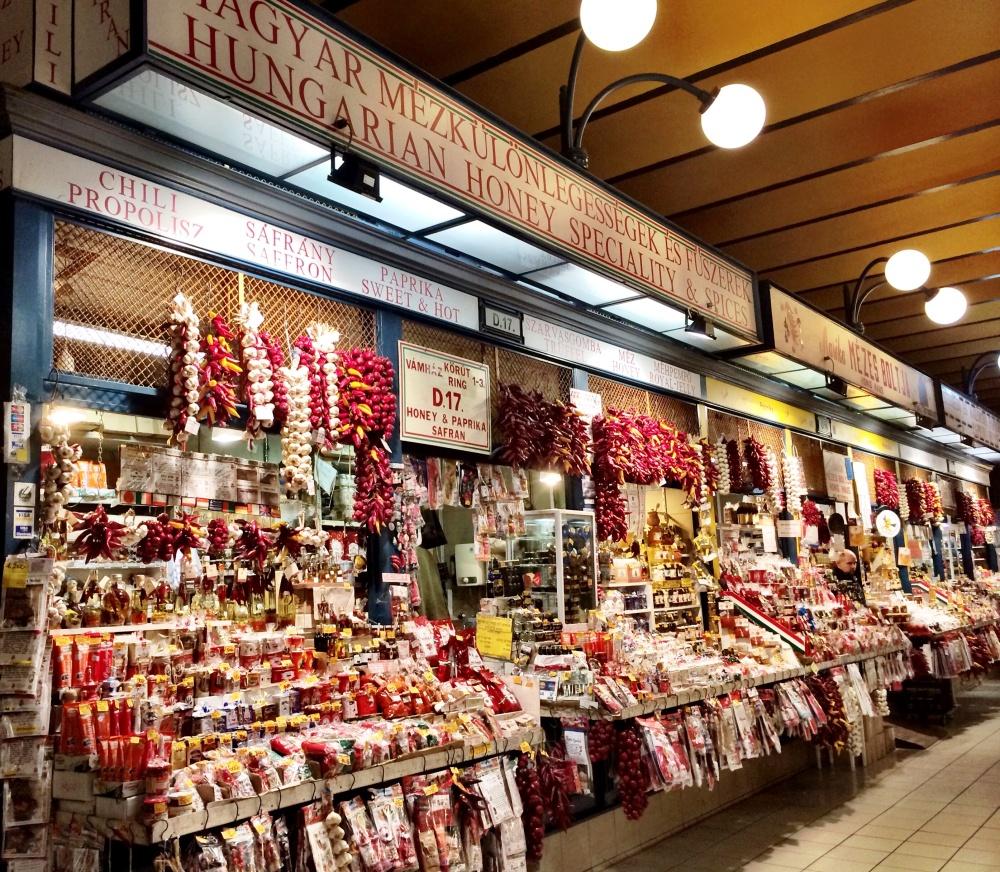 Great Market Hall - Budapest