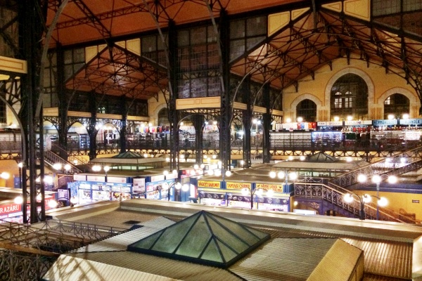 Great Market Hall - Budapest