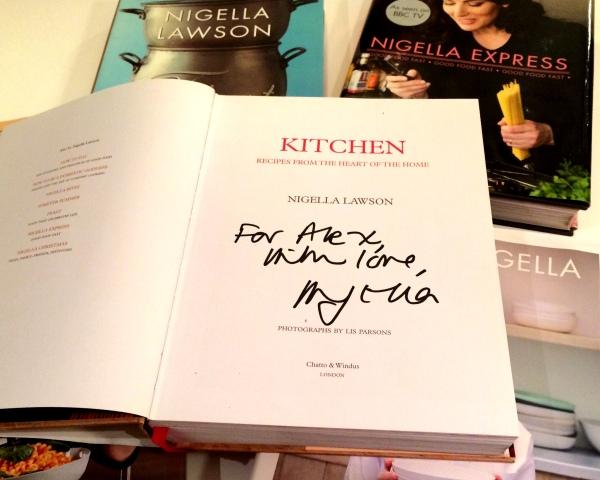 the fidgety foodie_Why I love Nigella Lawson