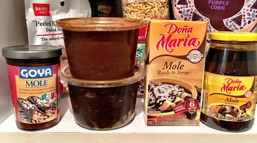 the fidgety foodie_Mexican mole
