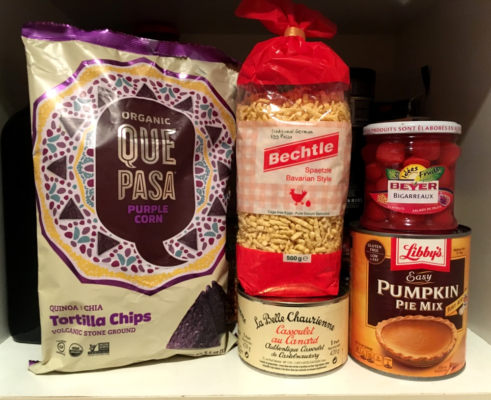 the fidgety foodie_What's inside a foodie's pantry – part 2
