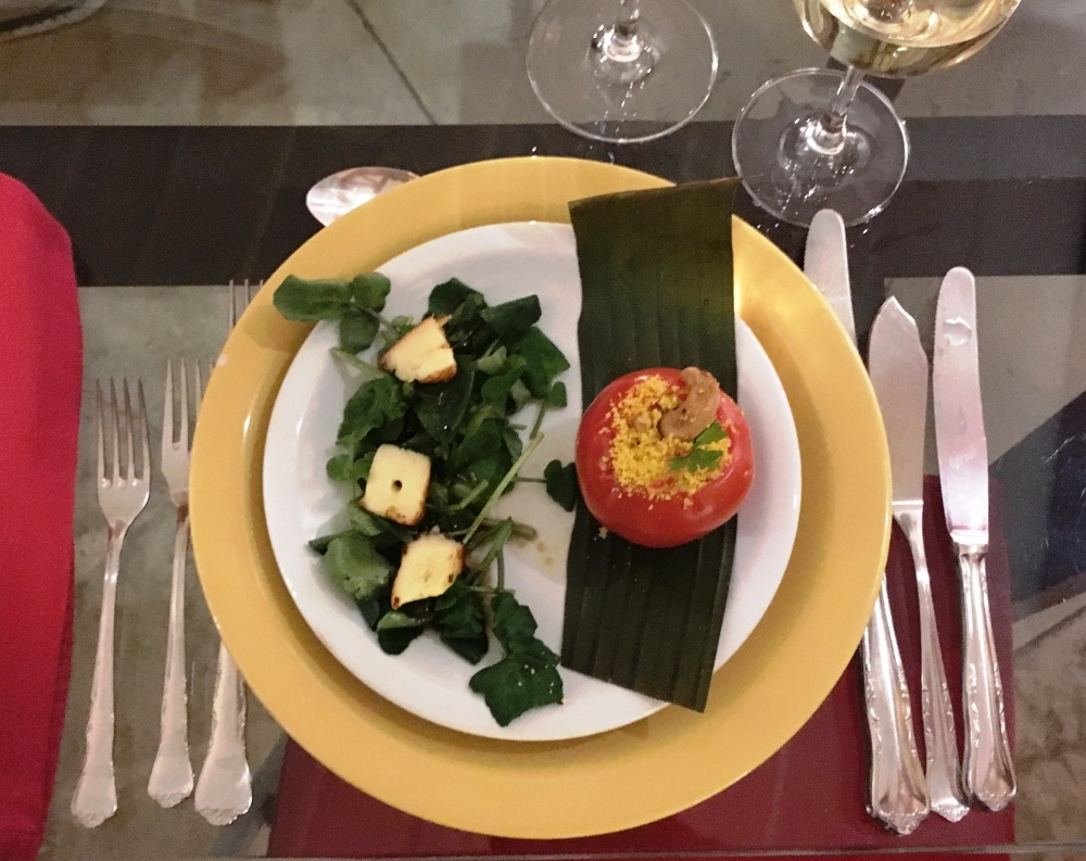 the fidgety foodie_celebrity cooking class in Paraty Brazil