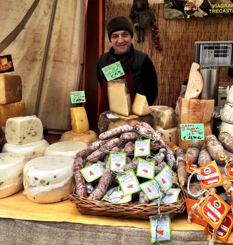 the fidgety foodie_pistachio festival in Bronte Sicily