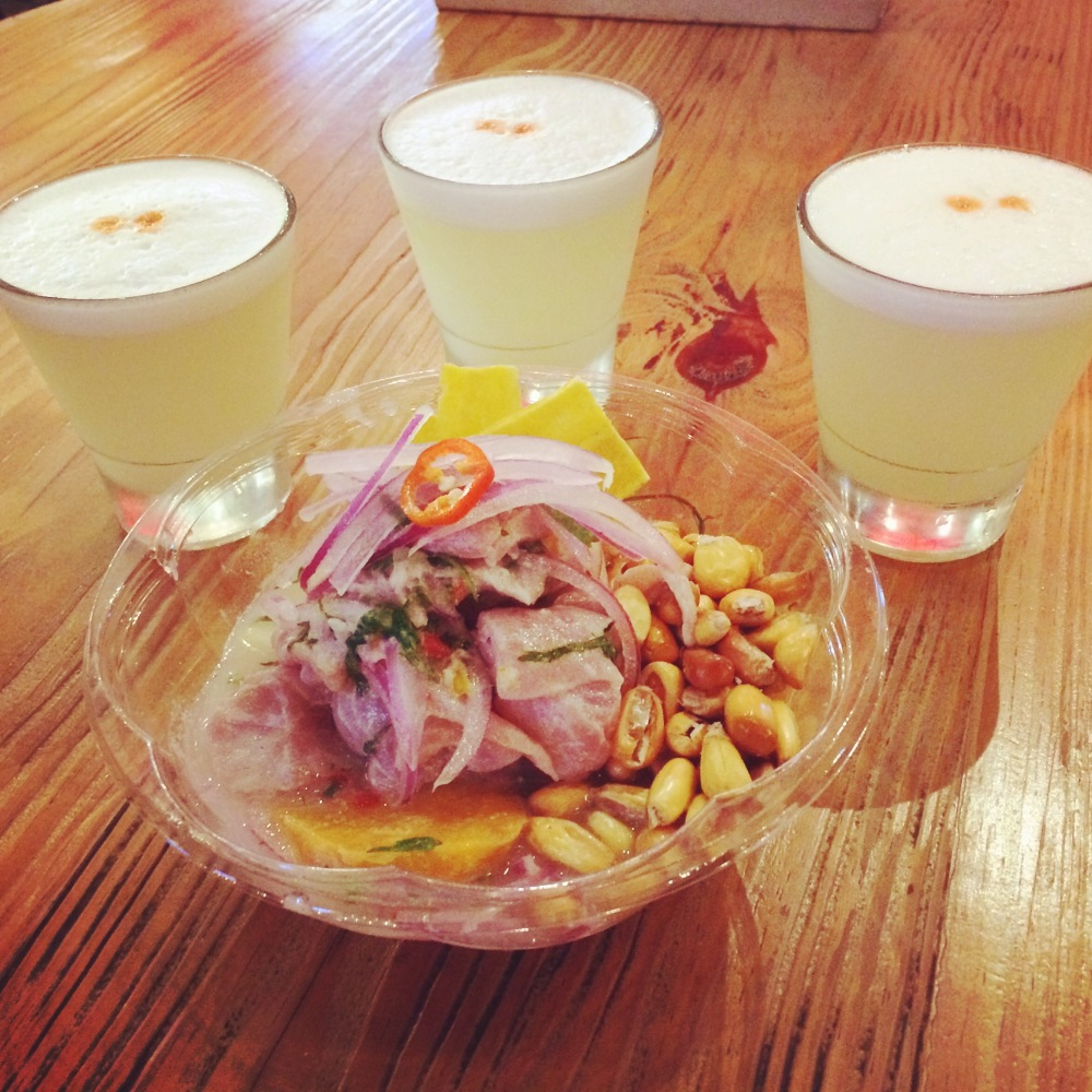 My passion for pisco_the fidgety foodie